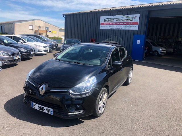Renault CLio 1.5L dCi Energy 90cv Business Phase2 -4